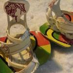 DUAL SNOWBOARDで滑ってみました